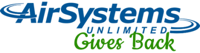 Trust AirSystems Unlimited to give back to your Chattanooga TN community!